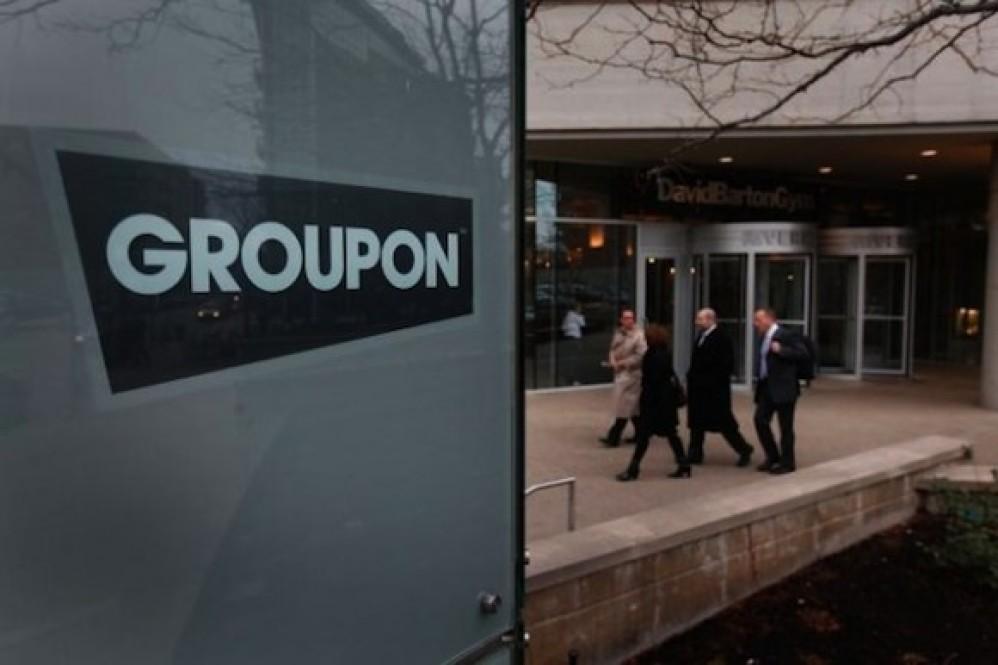 Η Groupon μηνύεται από τους υπαλλήλους της!