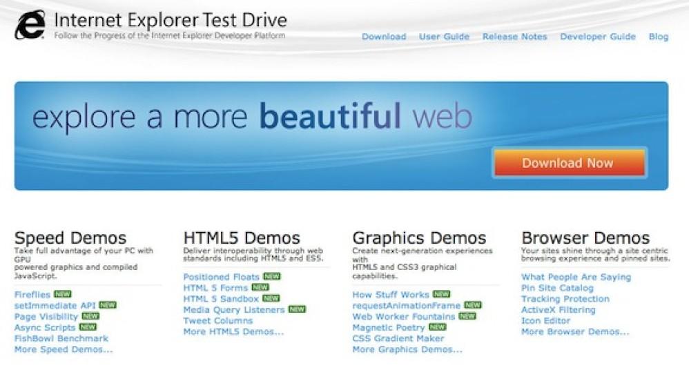 Internet Explorer 10: Διαθέσιμο το δεύτερο preview! [video]