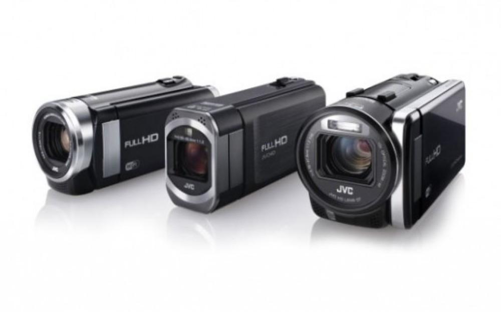 JVC GY-HMQ10, η πρώτη 4K βιντεοκάμερα χειρός και οι νέες Everio από τη CES 2012