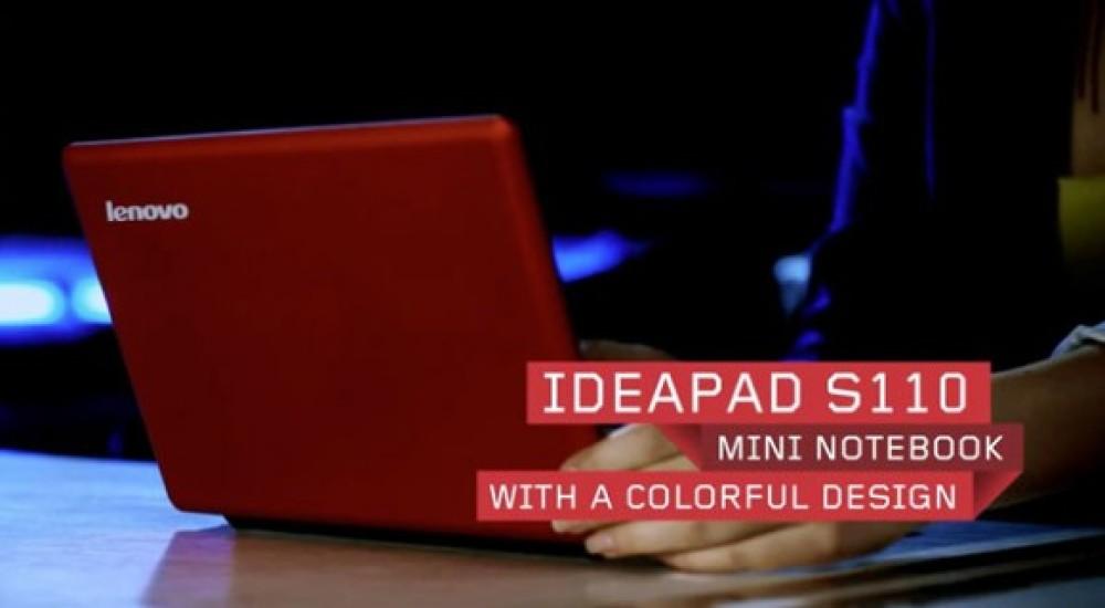Lenovo IdeaPad S110: Διέρρευσε το πρώτο Cedar Trail netbook της εταιρείας [Video]
