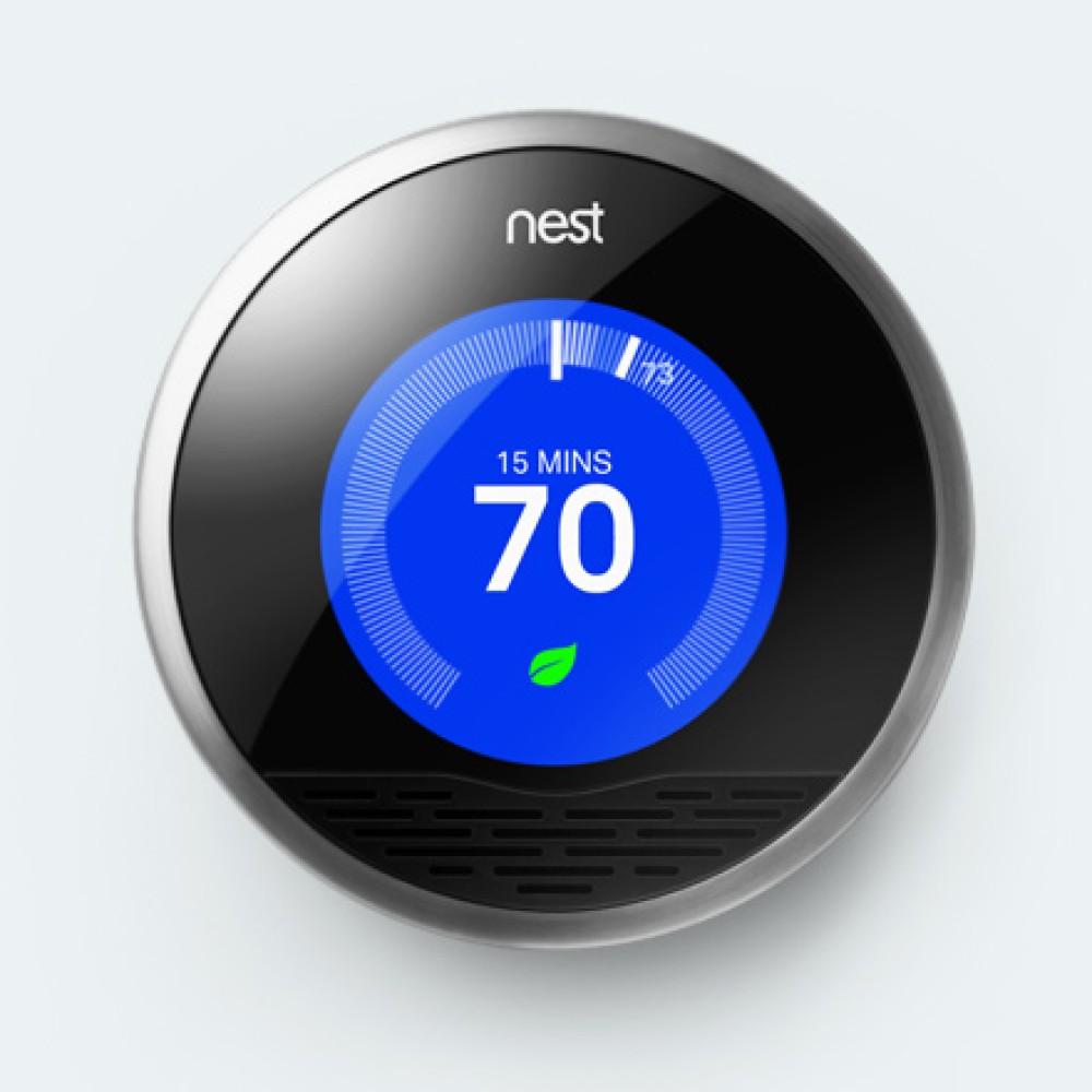 Nest, o έξυπνος θερμοστάτης [Video]