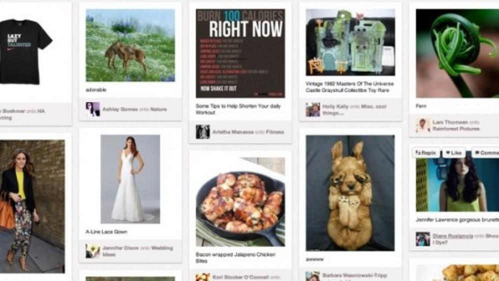 Το Pinterest είναι πλέον το τρίτο δημοφιλέστερο social network!