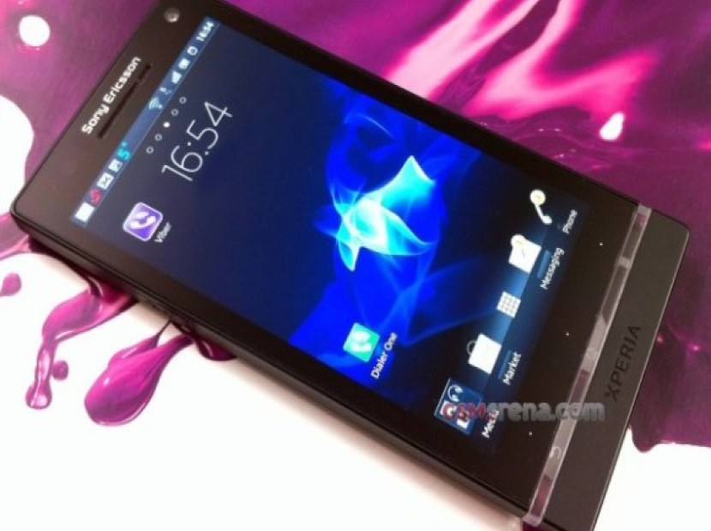 Sony Ericsson Xperia Arc HD (Nozomi), νέες φωτογραφίες και χαρακτηριστικά