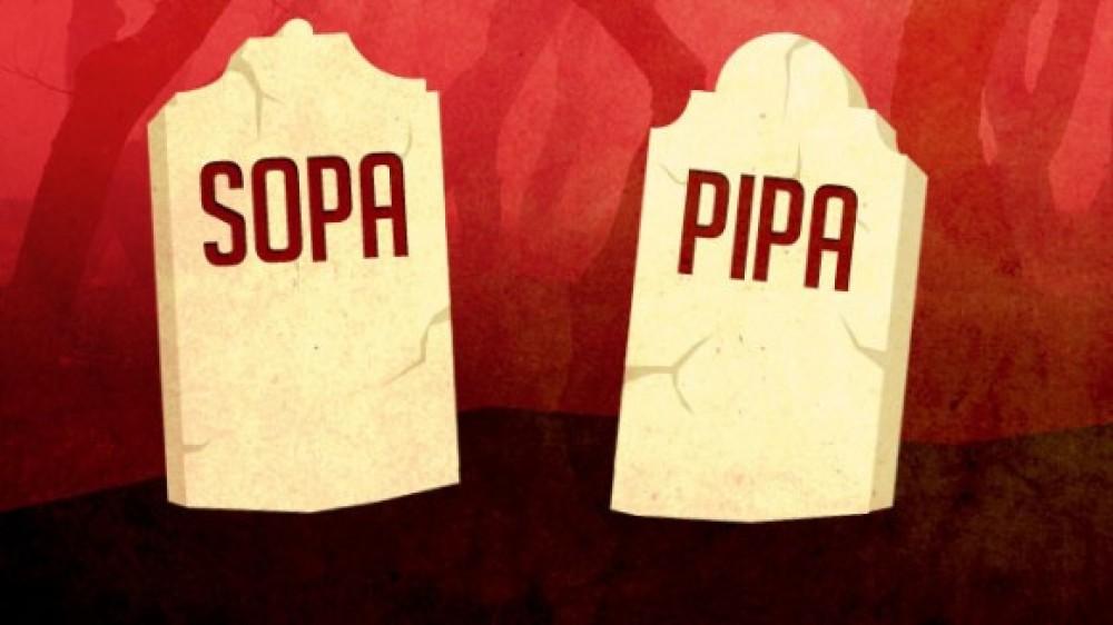 Αποσύρονται τα νομοσχέδια SOPA και PIPA, νίκη για το Internet!