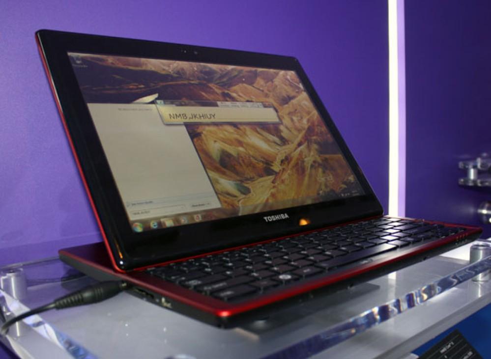 Toshiba Portege M930, υβριδικό tablet/notebook [CES 2012]