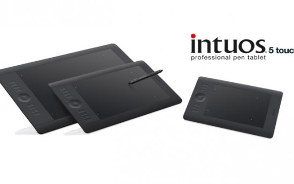 Intuos 5, η επόμενη γενιά drawing tablets της Wacom