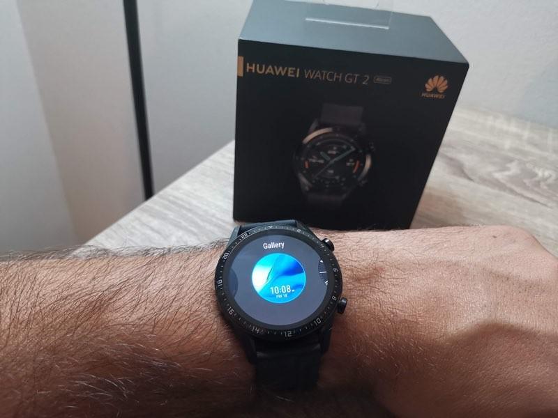 Huawei Watch GT2: Ενδιαφέρουσες λειτουργίες, βασιλιάς στην αυτονομία