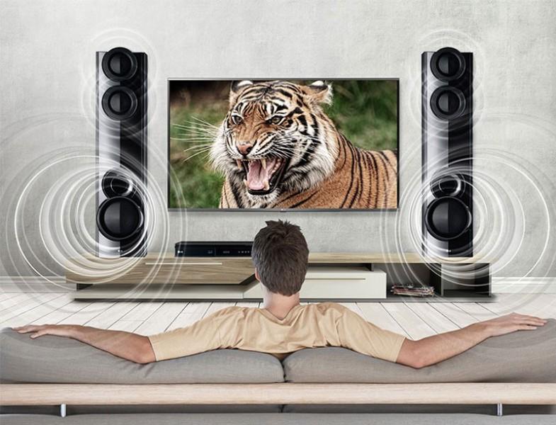 LG Home Theater 3D Blu-ray για να μετατρέψεις το σαλόνι σου σε κινηματογραφική αίθουσα