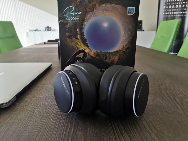 Creative SXFI Theater: Μια μαγική εμπειρία ήχου σε ασύρματα ακουστικά [Review]