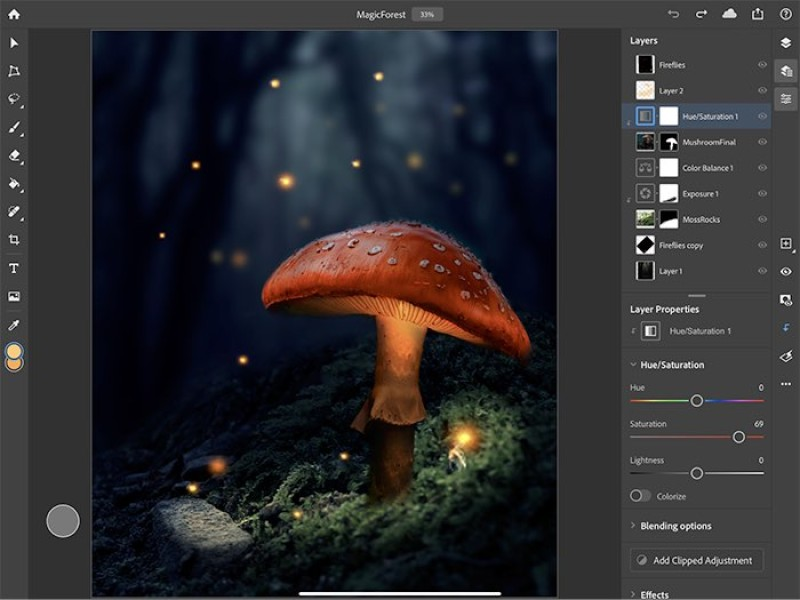 Επιτέλους: Κυκλοφόρησε το Photoshop για το iPad!