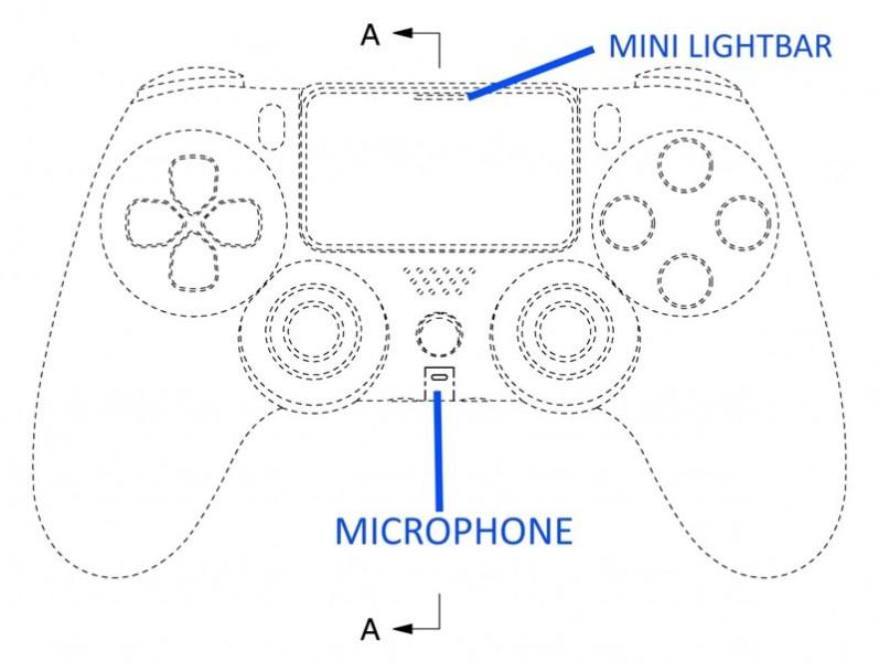 PlayStation 5: Σε αυτά τα σχέδια ίσως βλέπουμε το νέο τηλεχειριστήριο της Sony