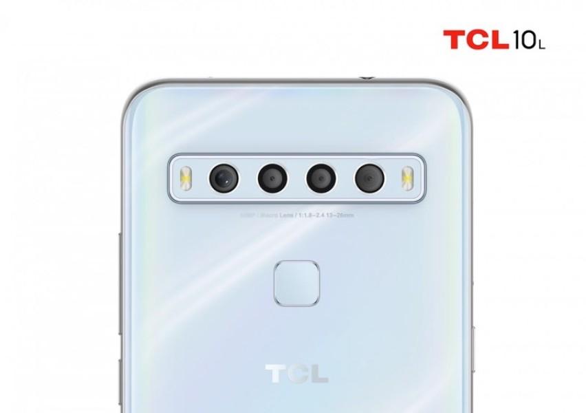 Η TCL δείχνει τα δόντια της με τη σειρά TCL 10 που περιλαμβάνει και 5G μοντέλο [CES 2020]