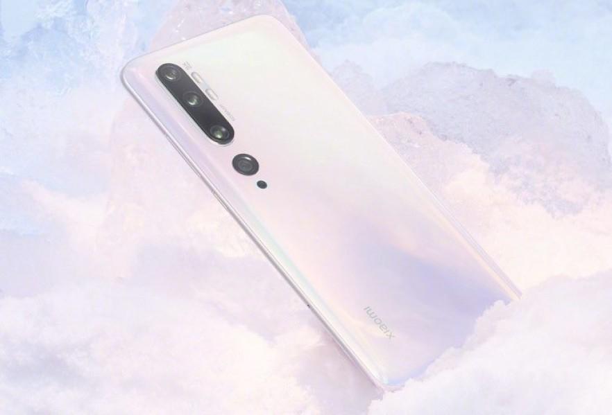 Xiaomi Mi CC9 Pro: Επίσημα με πενταπλή κάμερα και κύριο αισθητήρα 108MP!