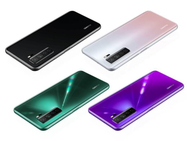 Huawei Nova 7: Νέα σειρά με τρία 5G μοντέλα χωρίς Google Mobile Services