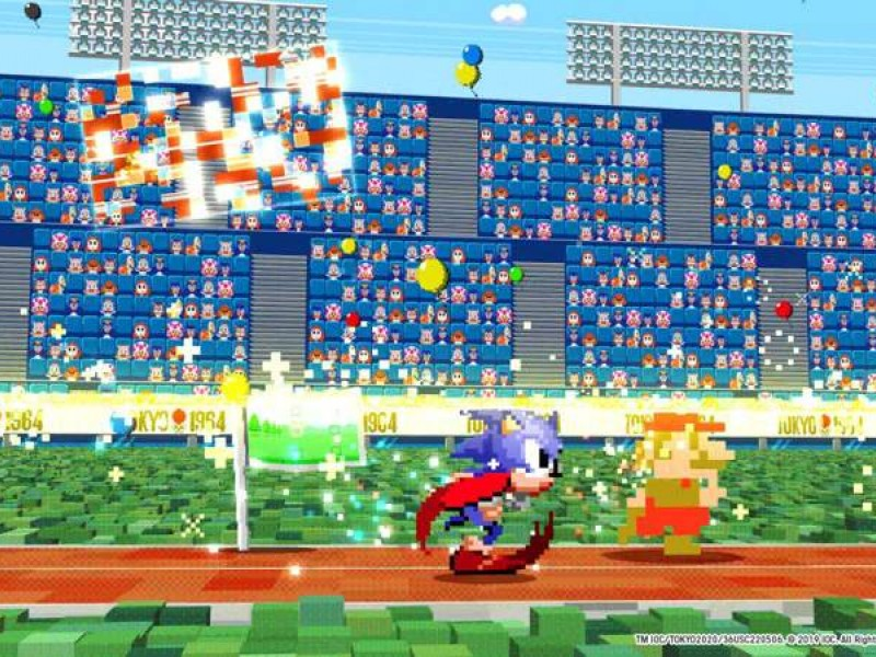 Mario & Sonic at the Olympic Games Tokyo 2020: Οι Ολυμπιακοί Αγώνες αναβλήθηκαν, αλλά τουλάχιστον έχουμε video game
