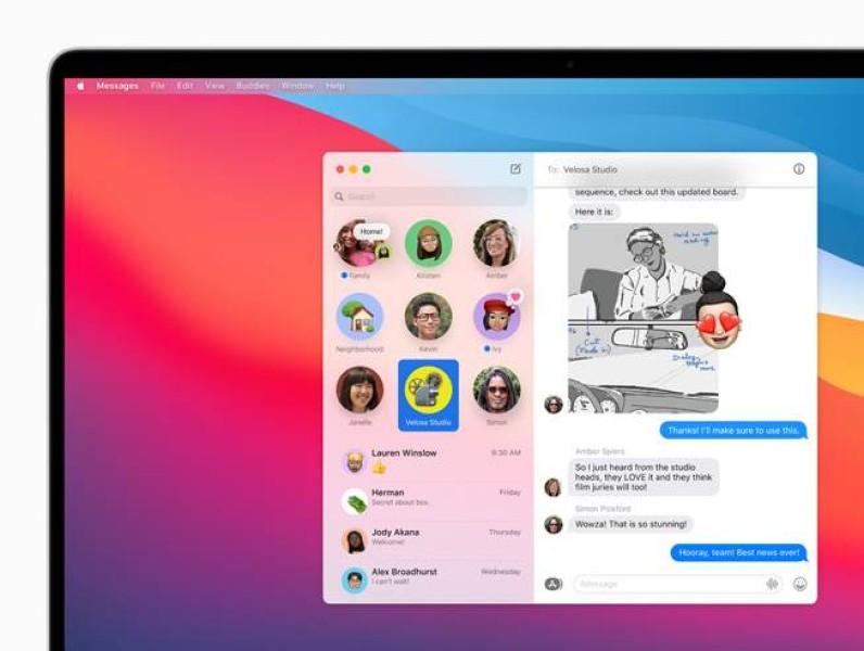 macOS 11.0 Big Sur: Ο μεγαλύτερος επανασχεδιασμός στο λειτουργικό σύστημα των Mac