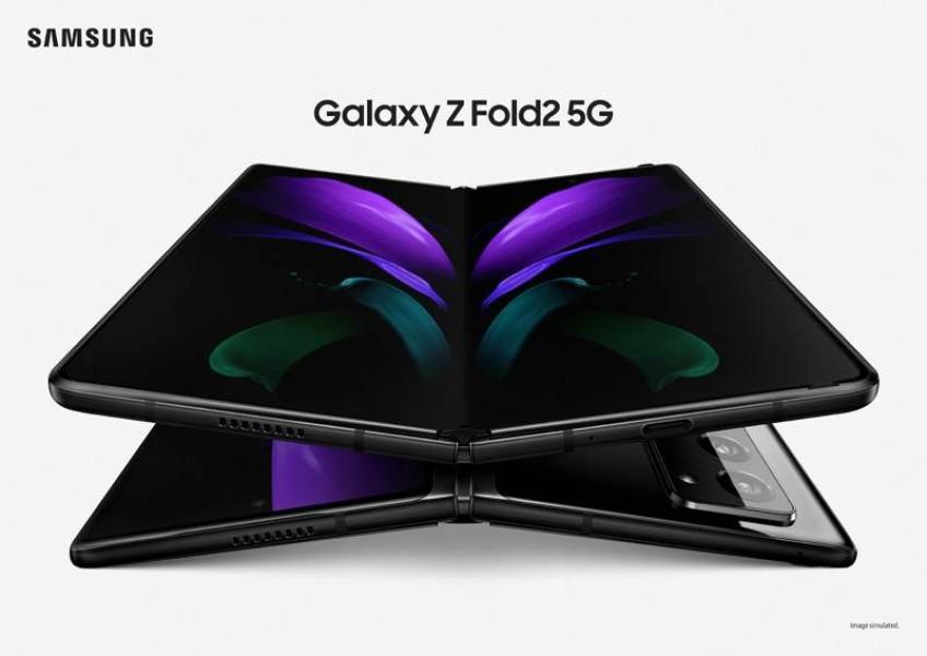 Samsung Galaxy Z Fold2: Επίσημη παρουσίαση, τιμή €2099