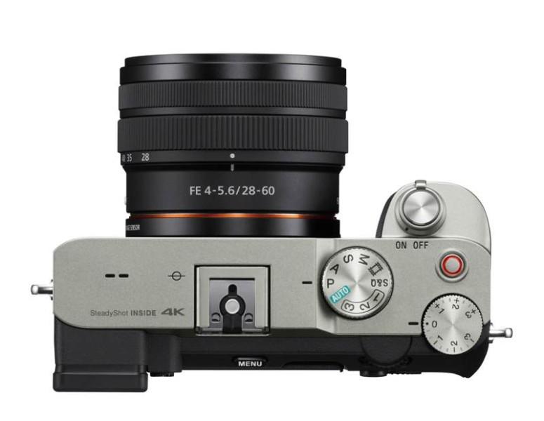 Sony A7C: Η μικρότερη και ελαφρύτερη full-frame κάμερα στον κόσμο
