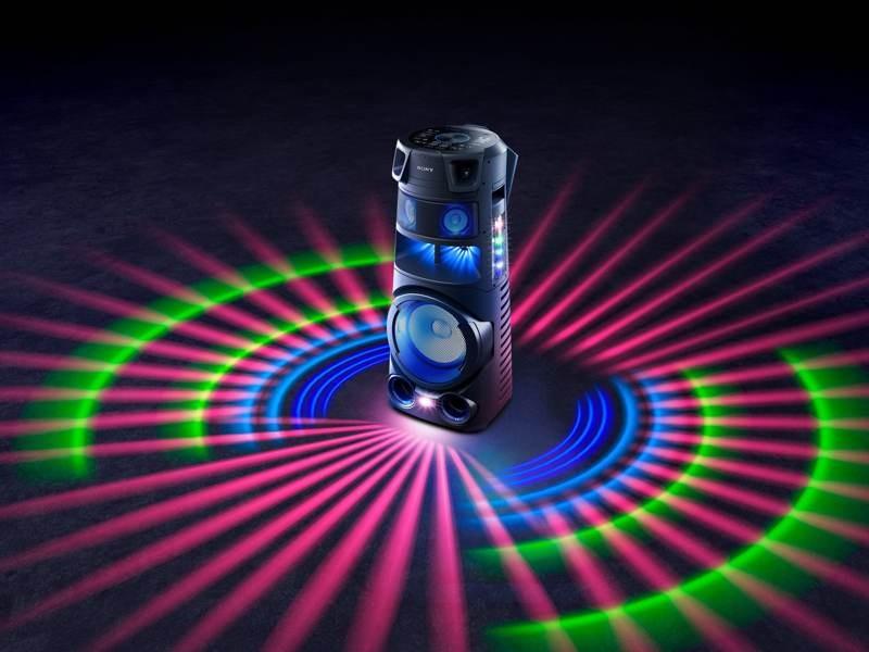 Η Sony παρουσιάζει τη νέα σειρά ηχοσυστημάτων High-Power