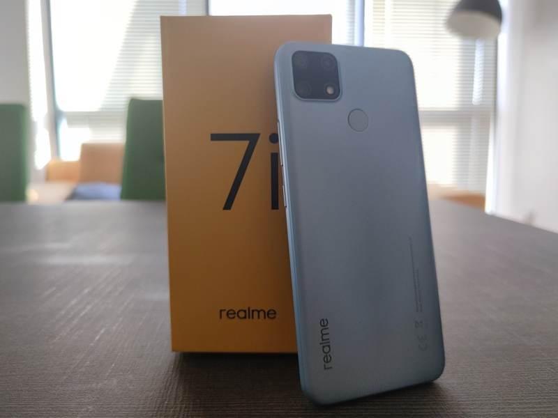 Realme 7i Review