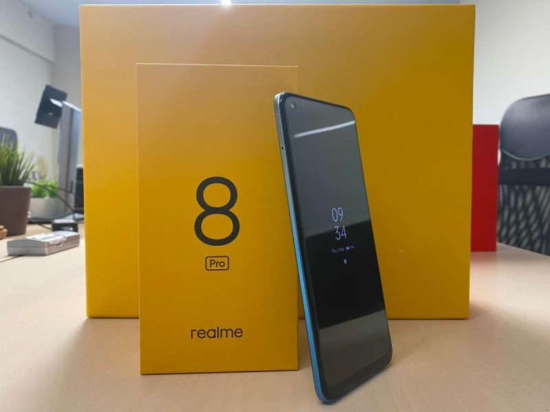 realme 8 Pro Review: Μαγεία στη mid-range κατηγορία με κάμερα 108MP!