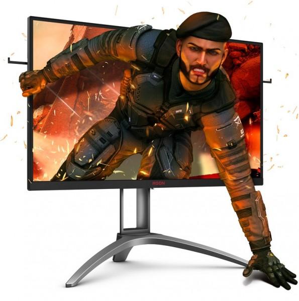 AOC AGON AG273QX: Νέα gaming οθόνη 27'' QHD, 165Hz, 1ms στα €509