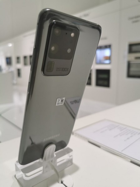 Samsung Galaxy S20 Ultra: Η κορυφαία οθόνη όλων των εποχών [+ hands-on]