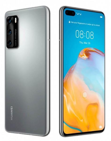 Huawei P40: Τα επίσημα renders αποκαλύπτουν εντυπωσιακή εμφάνιση