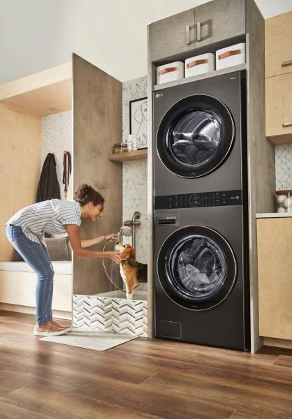 LG WashTower: Θέτει νέες προσδοκίες για απόδοση και άνεση στην πλύση
