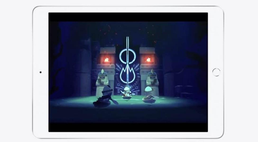 Νέο iPad 8ης γενιάς με οθόνη 10.2'' και Touch ID