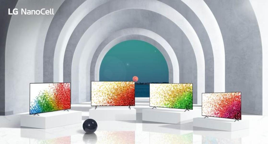 LG: Αποκαλύπτει νέες OLED, QNED Mini LED και NanoCell TVs στο CES 2021