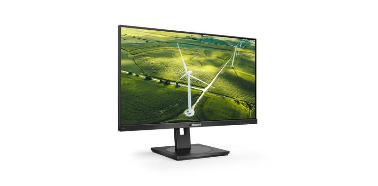 Philips 242B1G: Η νέα «πράσινη» επαγγελματική οθόνη στα €209