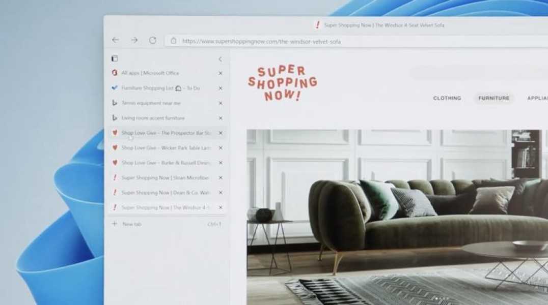 Windows 11: Επίσημη παρουσίαση για τη νέα γενιά Windows!