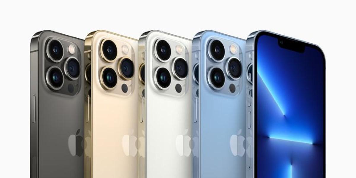 iPhone 13 Pro και iPhone 13 Pro Max: Επίσημα με οθόνες ProMotion 120Hz, A15 Bionic, απίστευτη κάμερα και τις ίδιες τιμές