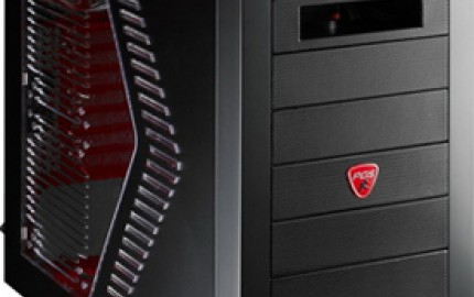 Aerocool RS-9 Devil Red mid-tower PC Case