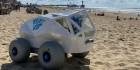 Beachbot: Το robot που καθαρίζει τις παραλίες από σκουπίδια και αποτσίγαρα