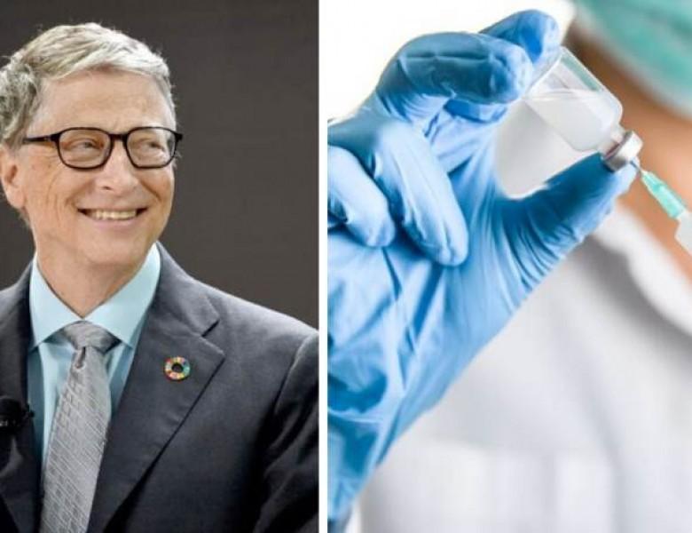 Κορωνοϊός: Εμβόλιο που χρηματοδοτεί ο Bill Gates εγκρίθηκε για κλινικές δοκιμές