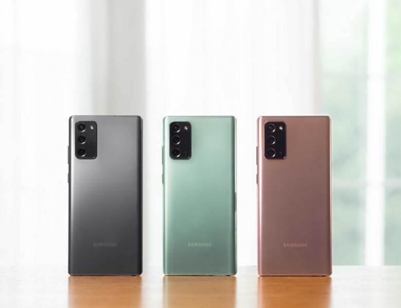 Samsung Galaxy Note20: Επίσημη παρουσίαση της νέας σειράς